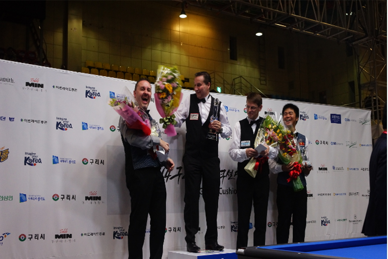 Guri WC 14 Podium