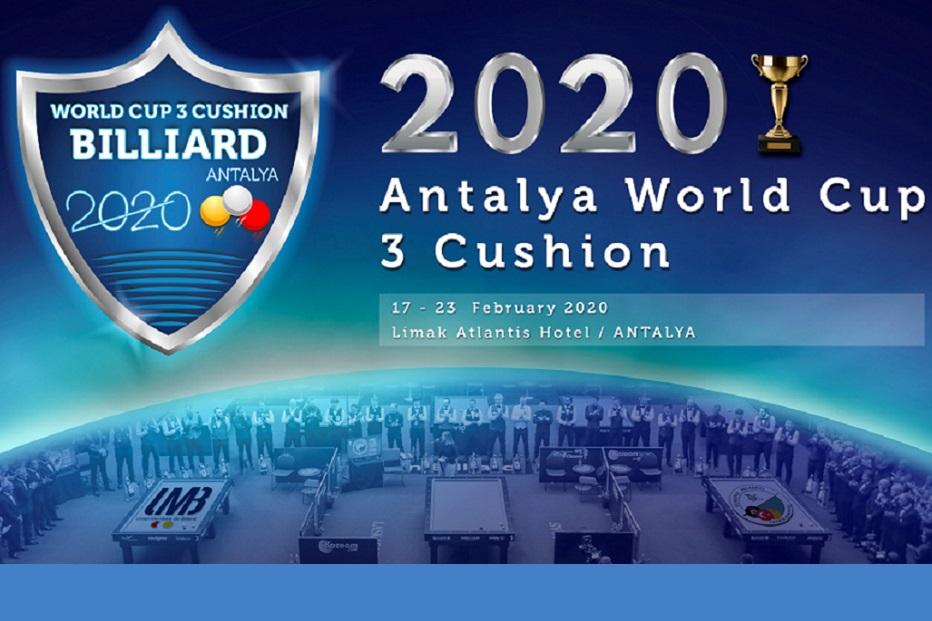 Kết quả hình ảnh cho 2020 antalya world cup billiards